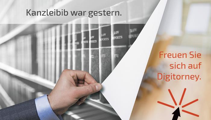 Digitorney verändert die juristische Arbeit